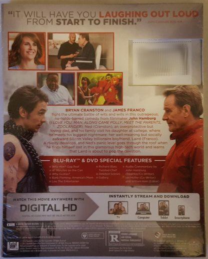 Why Him? (Blu-ray + DVD + Digital HD)