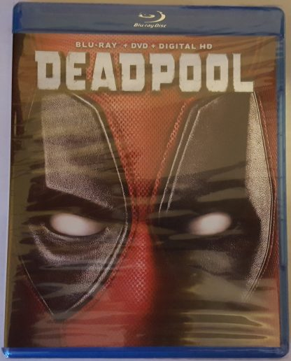 Deadpool (Blu-ray + DVD + Digital HD)
