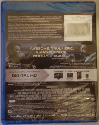 Heat Director's Definitive Edition (2 Disc Blue-ray + Digital HD)