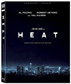 Heat Director's Definitive Edition (2 Disc Blue-ray + Digital HD)