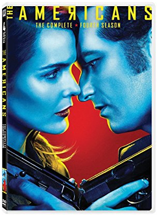 The Americans Season 4 (DVD)