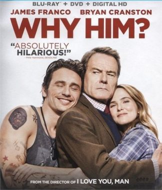 Why Him? (Blu-ray + DVD + Digital HD)